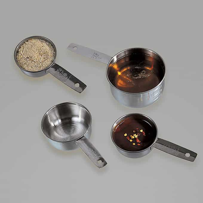 Measuring Spoons Amp Cups Stainless Steel Mcl4