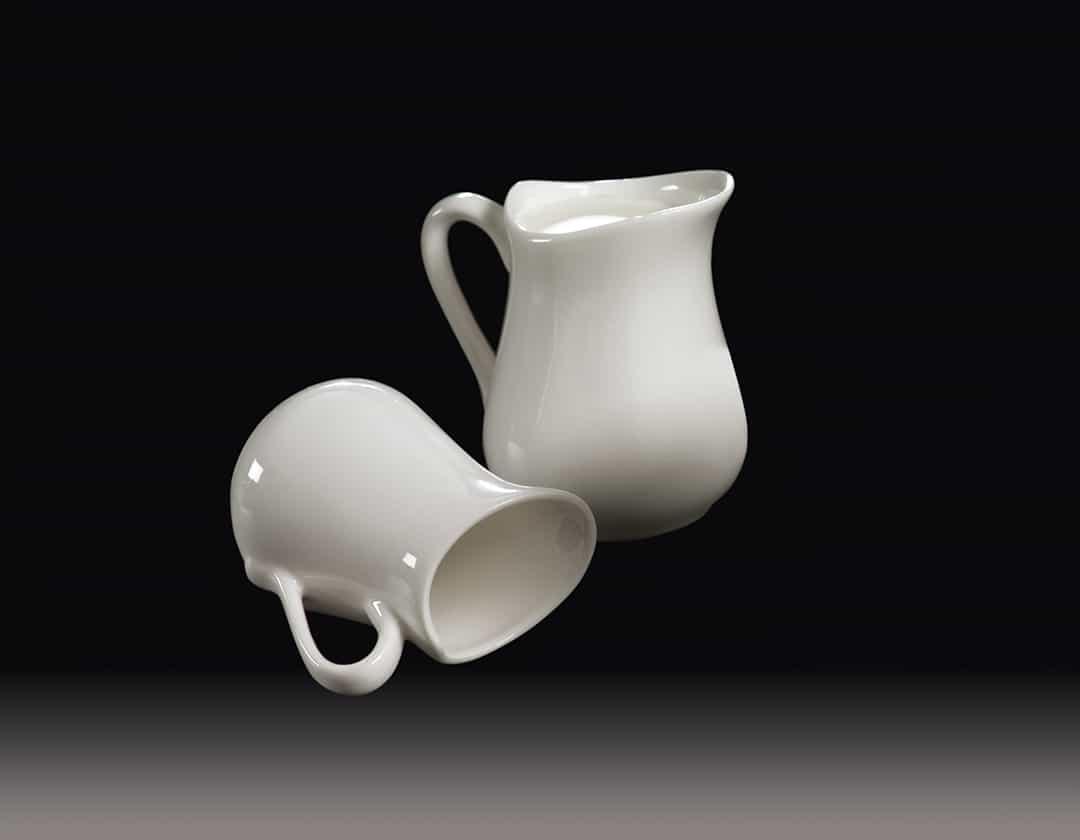 Porcelain Bell Creamers