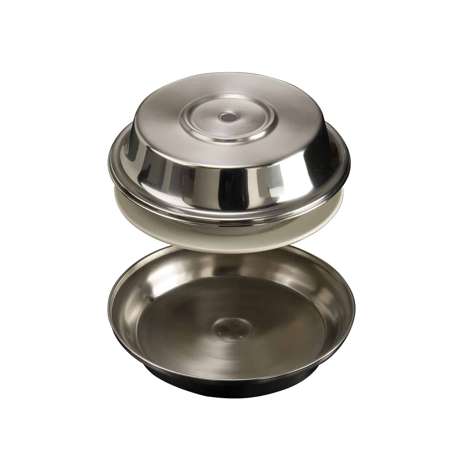 Plate Covers Standard Insulated Thermo Dri Hot Food Bases