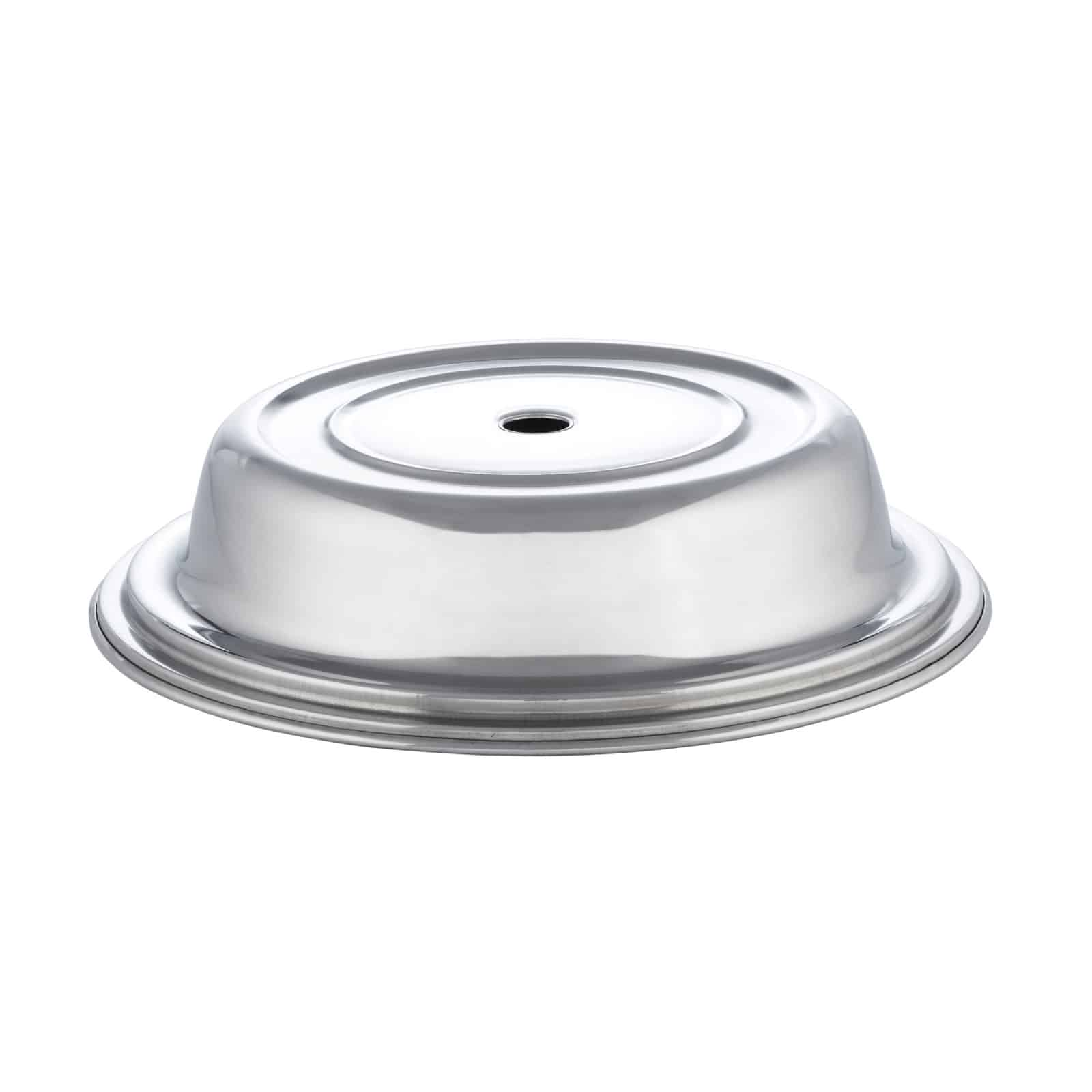 plate covers round custom fitted stainless steel plate covers